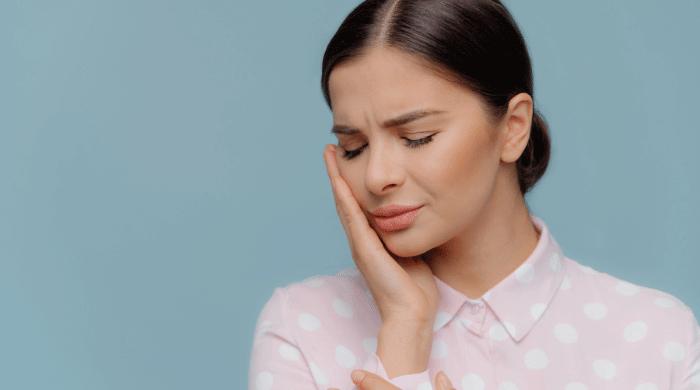 智歯周囲炎の代表的な3つの症状